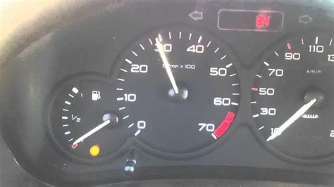 anomalia anticontaminante 206 pedal acelerador