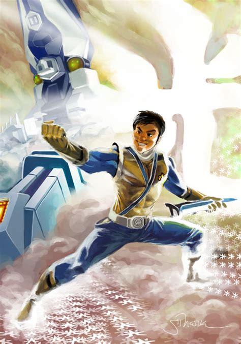 painting of power rangers samurai gold power rangers samurai by sopeh on deviantart