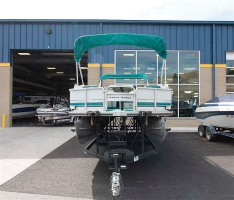 tracker boats for sale in montana sun tracker party barge boats for sale in montana