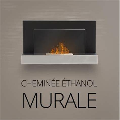 cheminée bio à l'éthanol, chauffage design