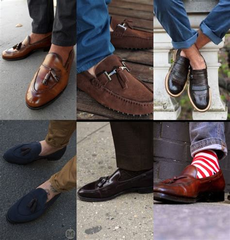 loafers with or without socks loafers for all year clothing