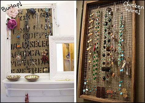 Mr. Kate   DIY: framed jewelry displays