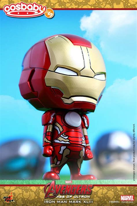Toys Cosbaby Age Of Ultron Ultron Sentry update toys reveal new age of ultron figures