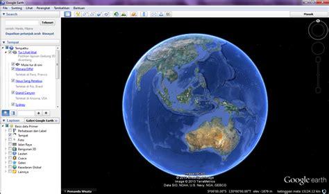 membuat video google earth catatan sederhana proses membuat peta tematik kualitas