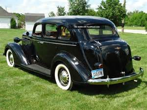 1936 dodge brothers d2 touring model sedan