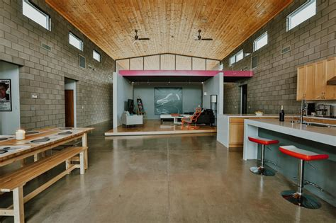 modern industrial house plans remodeled loft becomes modern home the ranch mine hgtv