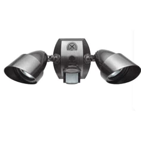 rab bullet flood light rab sqb2 dual quartz bullet flood light kit with sensor