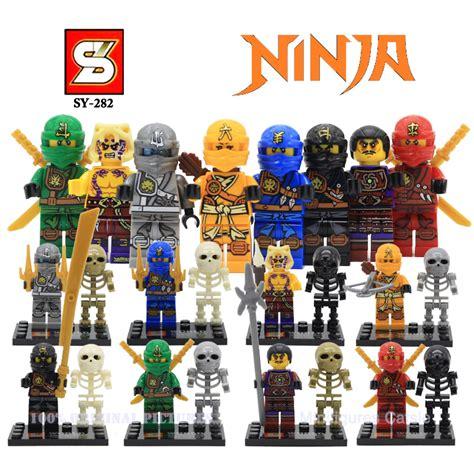 Lego Ninjago Nya Thunder Swordsman Sy713b buy wholesale ninjago zane toys from china ninjago zane toys wholesalers aliexpress