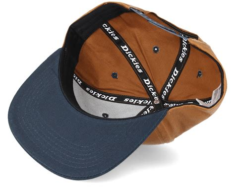 Snapback Dickies D01 Bighel Shop murrysville brown duck snapback dickies caps hatstore co uk