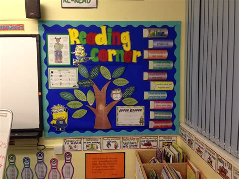 themes for ks2 reading corner display ks2 school pinterest