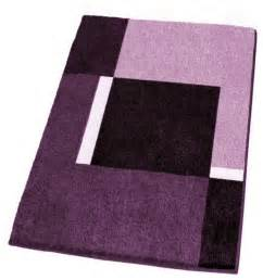 Small Bathroom Rugs And Mats Modern Non Slip Washable Purple Bath Rugs Small Modern Bath Mats Other Metro By Vita Futura