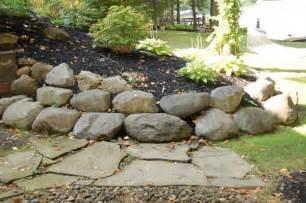 gartengestaltung quellsteine hardscape installation images hoehnen landscaping