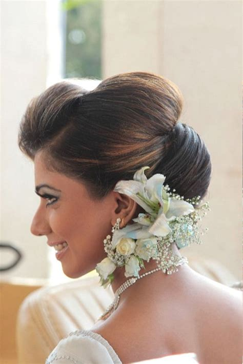 sri lankan hair cuts bridal hairstyles for indian wedding dulhan hairstyles