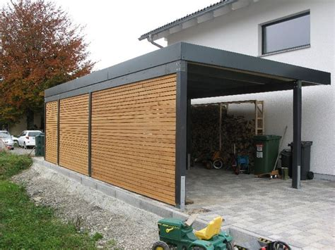 carport holz modern 129 best images about carport on sheds wooden