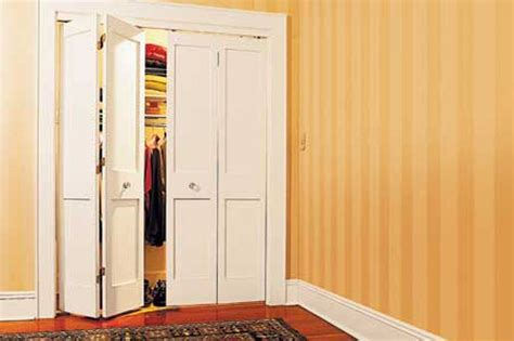 home depot interior collapsing door bifolding or folding doors installed by