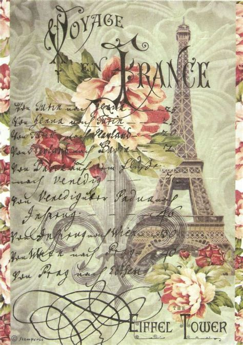 Vintage Decoupage Paper - 25 best ideas about decoupage paper on