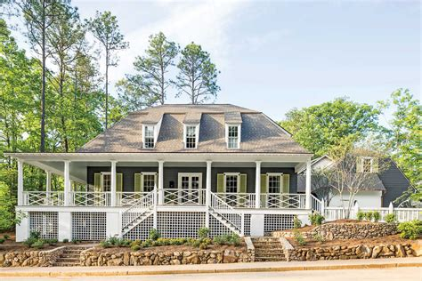Farmhouse Plans With Porches by 2016 Idea House Southern Living