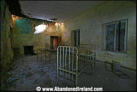Rooms In A House abandoned ireland