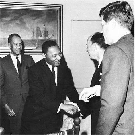 christian view: kennedy and martin luther king