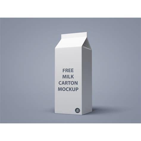 milk design psd milk packaging mock up psd file free download
