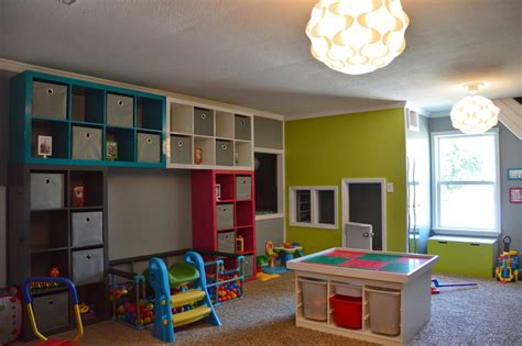 Ikea Furniture Kitchen by Children S Room With Ikea Kallax And Stuva