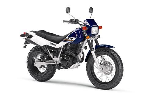 Jamaha Motorrad by 2017 Yamaha Tw200 And Suzuki Vanvan 200 Utv Magazine