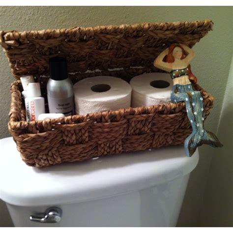 bathroom amenity baskets guest bathroom amenities basket house pinterest