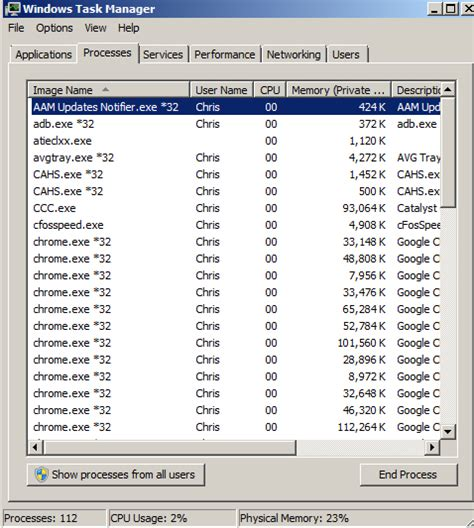 better task manager windows 7 set a program s affinity for better performance