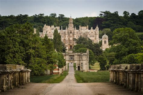 French Country Home Interior Pictures about harlaxton manor