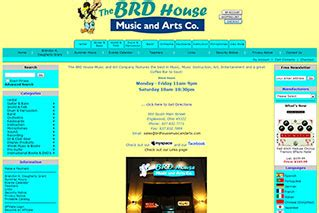 website for house music web design portfolio dynamic digital solutions logan athens ohio