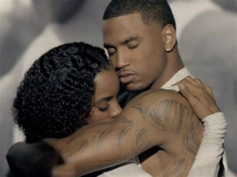 Trey Songz Shower by And Trey Songz At Basketball Www