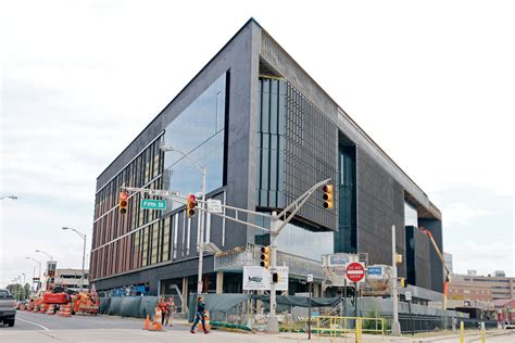 Rutgers School Of Business Camden Mba Program by Bold New Rutgers Science And Nursing Building Looks Like