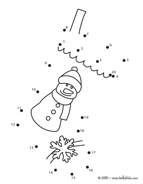 printable xmas dot to dot chimney stocking coloring pages hellokids com