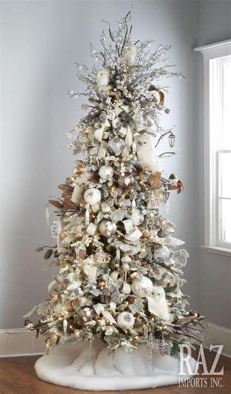 decorar arbol de navidad 2018 tendencias para decorar tu 225 rbol de navidad 2017 2018