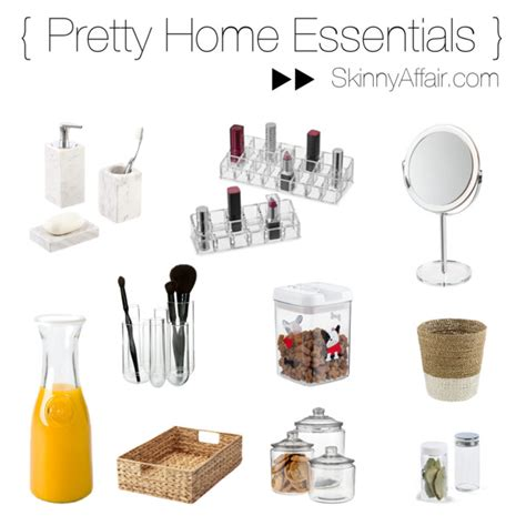 house essentials pretty home essentials the container store giveaway