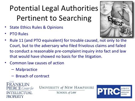 aba model jury instructions patent potential liability of lawyers performing handling patent
