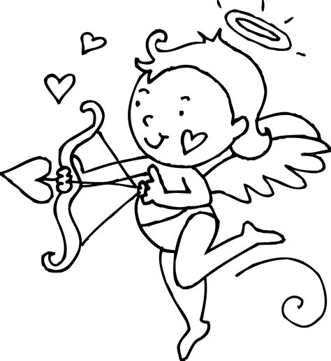 cupid coloring pages best coloring pages for