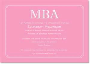 simple border pink graduation invitations by ib designs invitation box
