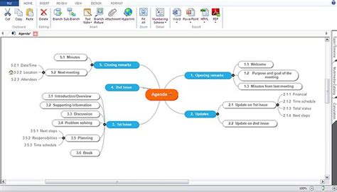 free map creation software mind map program my