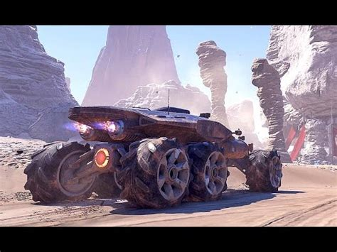 nomad mass effect mass effect andromeda tempest and nomad trailer youtube