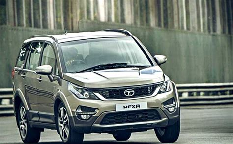 Tata Sumo Gold Interior Pictures Tata Hexa Suv 10 Things You Need To Know Ndtv Carandbike