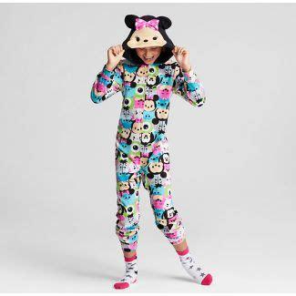 Pajamas Tiny Tsum Tsum Pink Yellow pajamas robes target
