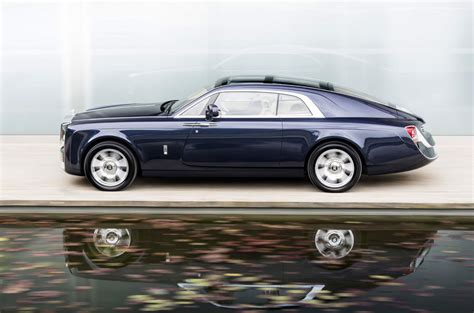 Bespoke Rolls Royce by Rolls Royce Bespoke Sweptail Takes To Goodwood Hillclimb