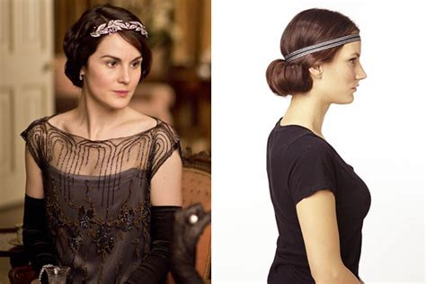downton abbey men hairstyles 9 hairstyles inspired by tv s most stylish leading ladies