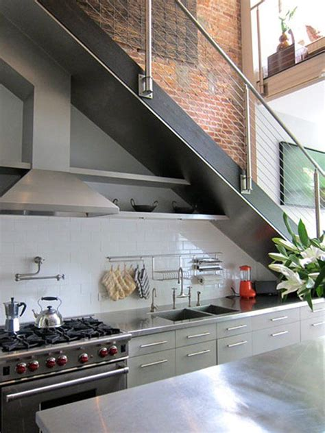 Kitchen Designs With Islands And Bars 25 best ideas about kitchen under stairs on pinterest