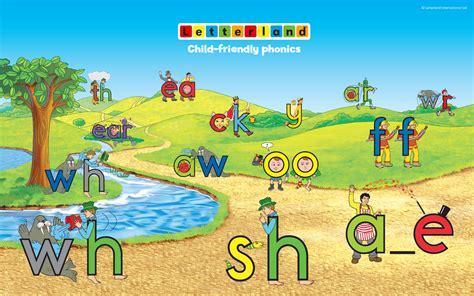 Letter Land downloads letterland child friendly phonics