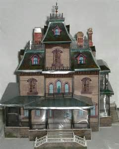 Haunted Mansion Papercraft - free paper models 171 papercraft models 187 page 37 papercraft