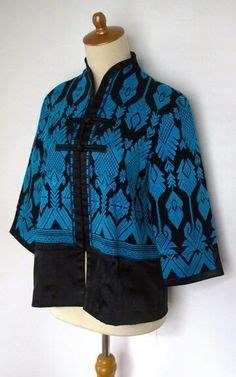 Grosir Murah Baju Kosa Top Songket model baju atasan batik wanita modern model batik kerja