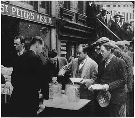The Great Depression Soup Kitchen by Soup Kitchens Uncyclopedia Fandom Powered By Wikia