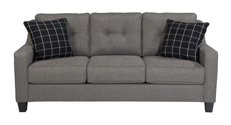 charcoal couch brindon charcoal sofa 5390138 sofas price